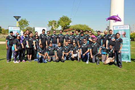 ZAFCO organized 5K Walkathon for Educational Awareness