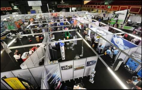 ZEETEX Flags up at Auto Trade EXPO – Ireland