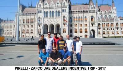 Pirelli – ZAFCO UAE Dealers Convention 2017