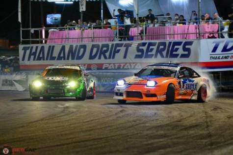 Trophies for ZEETEX – Thailand Drift Series 2014 (Round #2)